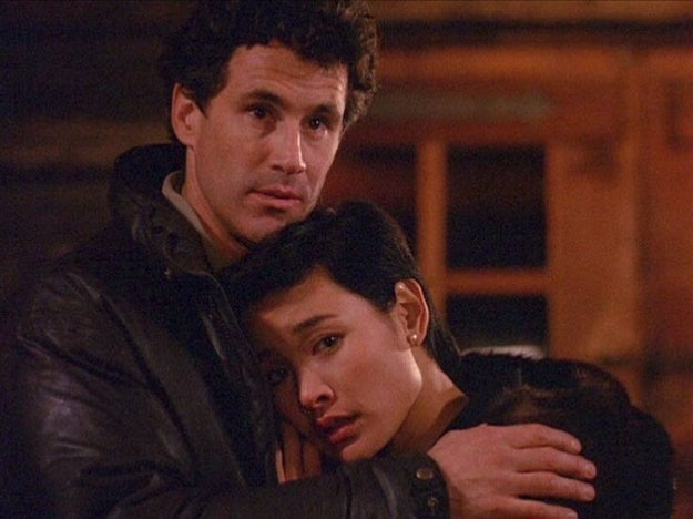 While filming, Michael Ontkean purposefully fumbled his scenes with Joan Chen on set in order to require more takes.
