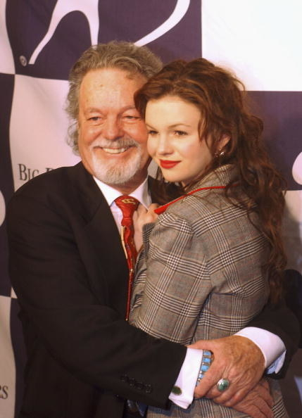 And Russ Tamblyn (Dr. Jacoby) is Amber Tamblyn's father.