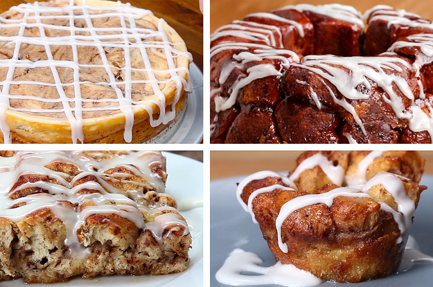 these 6 easy cinnamon roll recipes will satisfy all your. Black Bedroom Furniture Sets. Home Design Ideas