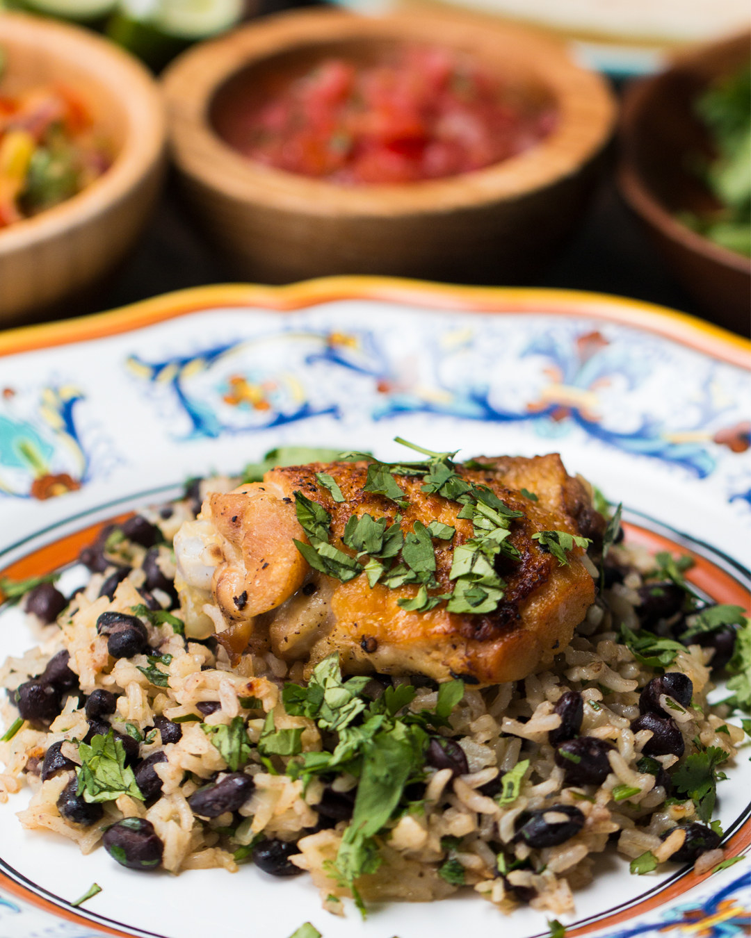 This Zesty Lime Chicken And Black Bean Rice Is The Perfect Easy Dinner