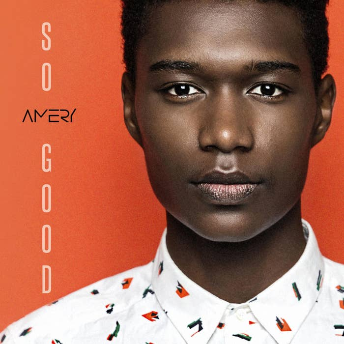 This pop tune from new Belgium artist Amery is all the pep you need in your step this month. Mellow but still bright, it's the epitome of April aesthetic.