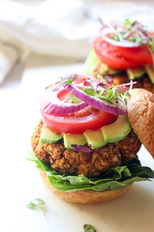 Imagine that falafel and a Big Mac had a baby. Get the recipe.