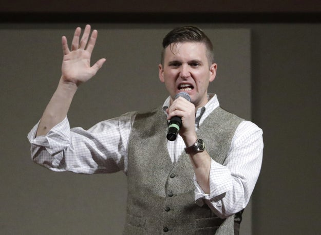 "Students at Alabama's Auburn University are speaking out after white nationalist leader Richard Spencer announced an upcoming speech on campus, where a ""White Student Union"" has also been distributing materials. University officials canceled the event on Friday, but Spencer said he would come anyway."