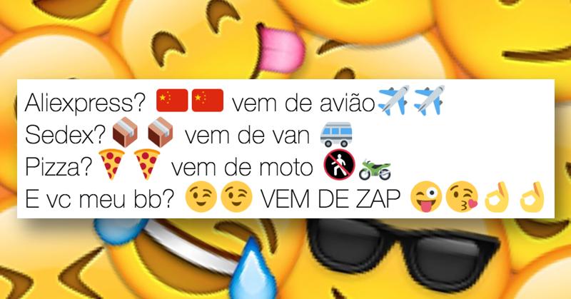 """""""Vem De Zap"""" é O Meme Mais Brasileiro De Todos Os Tempos"""