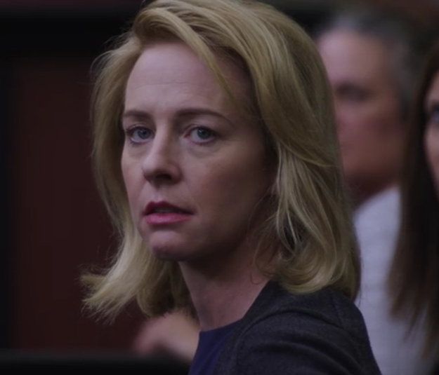To be clear, there are MANY, MANY shitty characters in 13 Reasons Why, who do MANY, MANY shitty things. But Mrs. Jensen needs to be called out. Mrs. Jensen, welcome to your post.