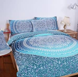 21 Pieces Of Bedding That\'ll Make You Want To Stay In Bed All Day