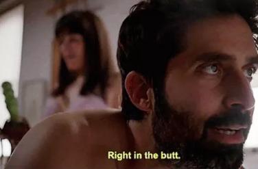 A straight boy shoots cum loads using sex toy