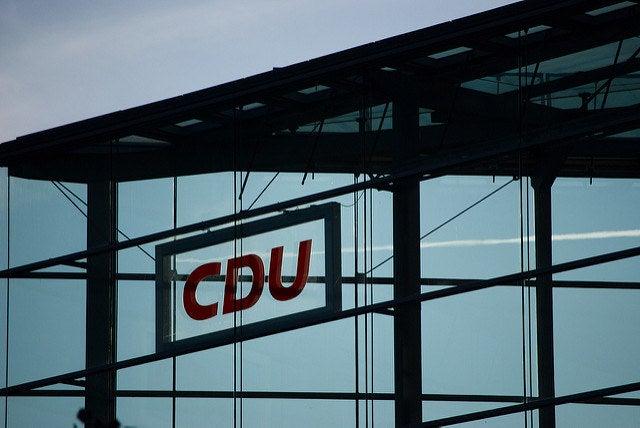 Überall: Christlich Demokratische Union Deutschlands.In Bremen: Die, die noch nie den Bürgermeister gestellt haben.