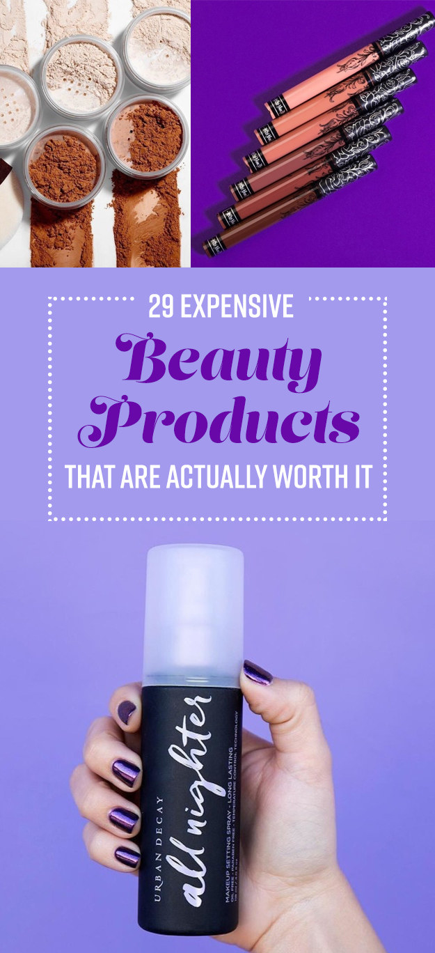 10 beauty luxury products worth every penny