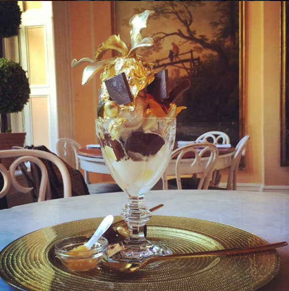 Golden Opulence Sundae at Serendipity 3,<br />  New York - $1,000