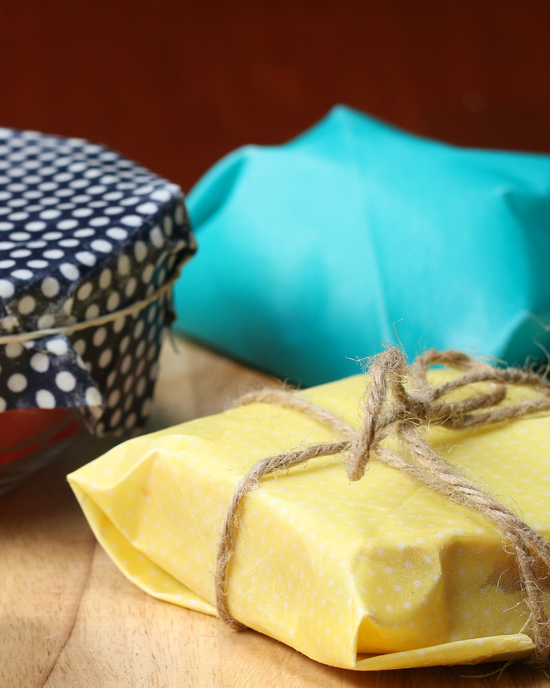 how to make beeswax wraps with iron