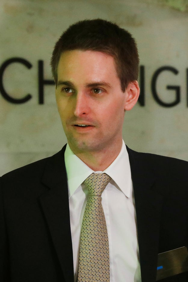 "A former Snap Inc. employee has claimed in a lawsuit that CEO Evan Spiegel said that Snapchat was ""only for rich people"", and that he didn't ""want to expand into poor countries like India and Spain."""