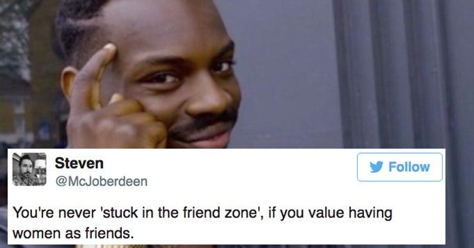 Hilarious Text About Girl vs.Friendzone – 99GAP.COM  Friend Zone Jokes