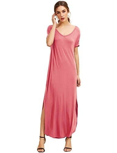 ec6b393fe6 33 Maxi Dresses You Can Get On Amazon That You'll Actually Want To Wear