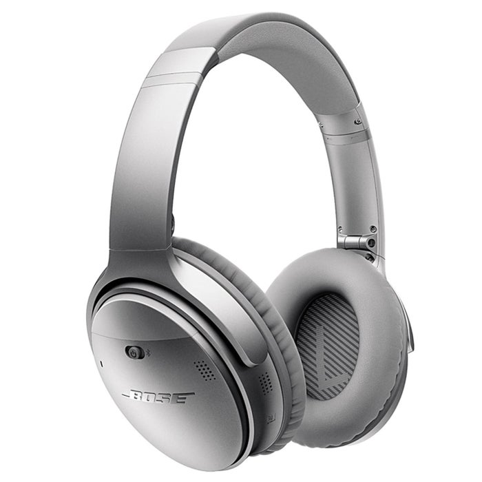 """Promising Review: """"These headphones have the clearest and best sound quality that I have ever heard. The noise cancellation puts me in a new world while listening to John Mayer's music. This is by far the best headphone that I have ever bought and I never regret buying it."""" —Jamrey HombrebuenoGet it from Amazon for $349. / Available in two colors.Also, check out our picks for the best headphones you can get on Amazon."""