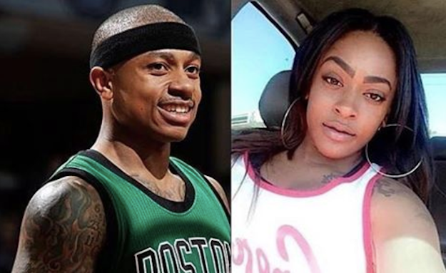 Early Saturday morning, Isaiah Thomas' 22-year-old sister Chyna died in a one-car collision in their home state of Washington. Her car reportedly veered off of Interstate 5 into a jersey barrier and pole.