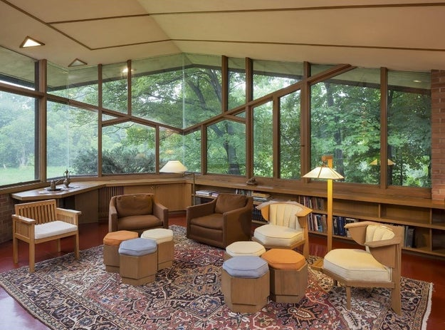 The abode is in St. Louis Park, Minnesota, and it was built in 1960. In the 57 years since then, the inside and outside basically haven't changed at all.
