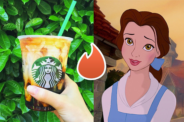 Swipe 10 Starbucks Drinks On Tinder And We'll Guess What Type Of Person You Are