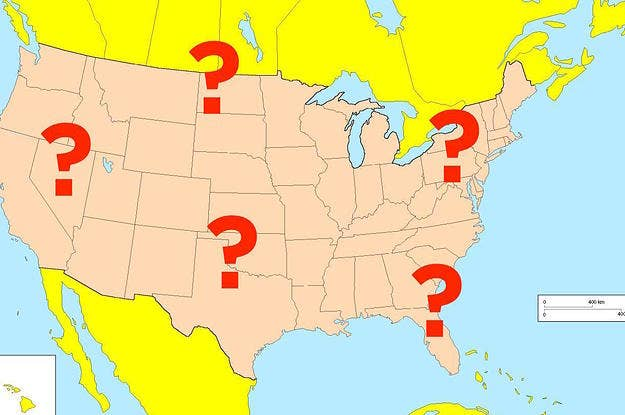 Can You Pass This Sudden Death U.S. State Quiz?