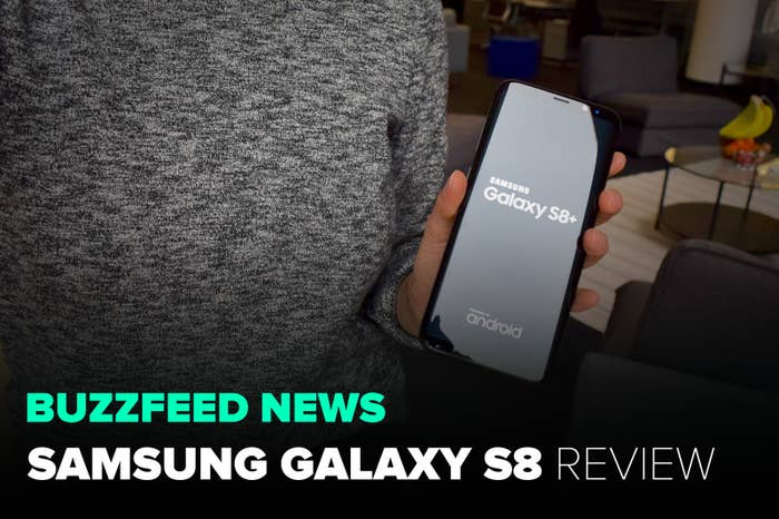 The Galaxy S8 Is A Gorgeous Phone  Too Bad It's Made By Samsung