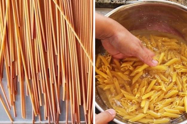11 maneras geniales de cocinar pasta de las que nunca has for Cocinar noodles