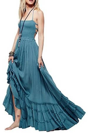 d714e75917 33 Maxi Dresses You Can Get On Amazon That You'll Actually Want To Wear