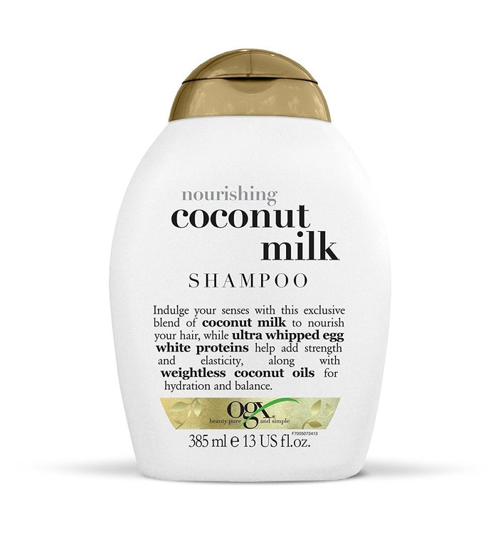 """""""If your hair needs moisture because you bleach it (like me) but is quite fine and gets weighed down by heavier conditioners, this is THE ONE. Your hair feels so soft and silky, and random people will sniff it because it smells so good. Usually they're £7 but you can often get 2 for £9 offers.""""–Stephanie Wright, Facebook"""