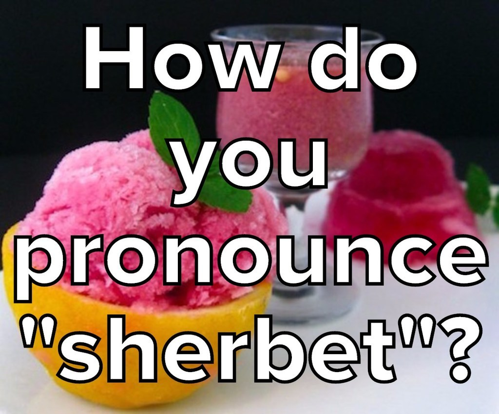 Do You Pronounce These Foods Correctly? - photo#5