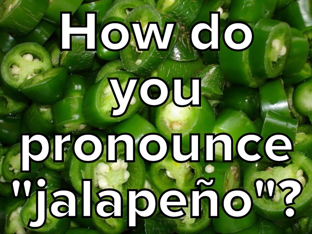 Do You Pronounce These Foods Correctly? - photo#30