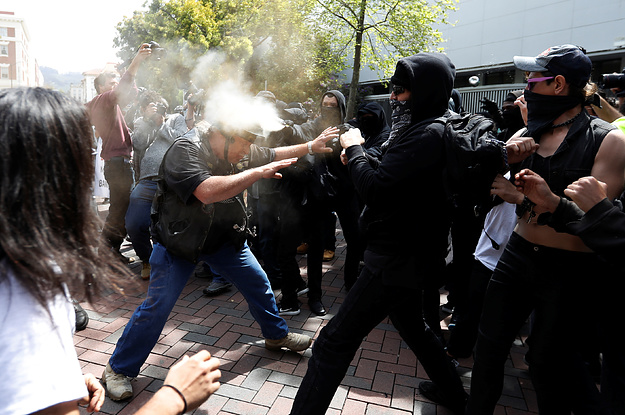 Here S What Really Happened At Saturday S Berkeley Riot