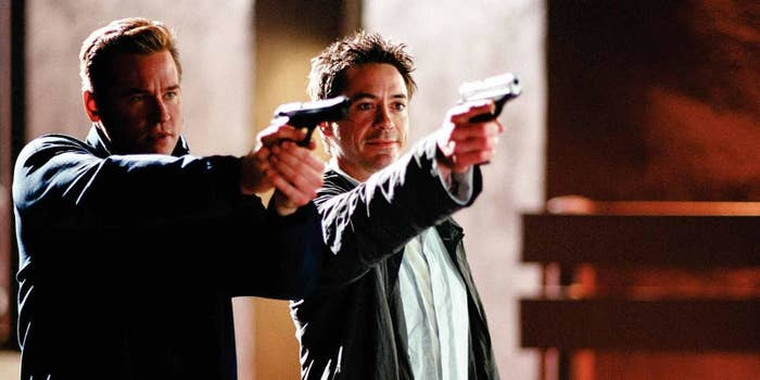best crime thriller movies 2005