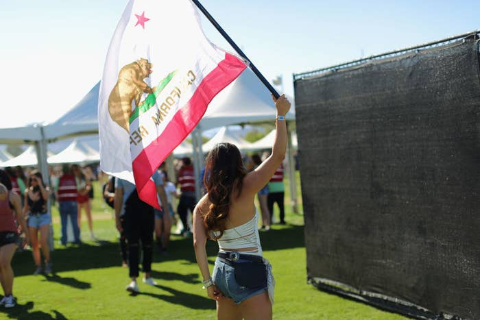 22 Photos That Show The Difference Between Coachella And