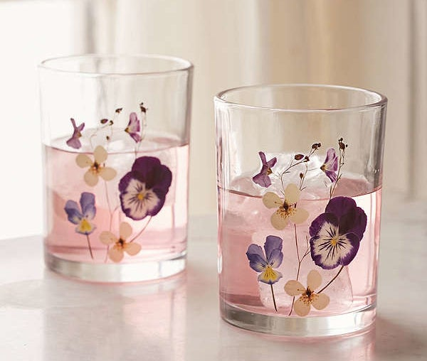 """""""You're turning violet, Violet!"""" —you, after a few drinks out of these bad boys.Get a set of two from Urban Outfitters for $16."""