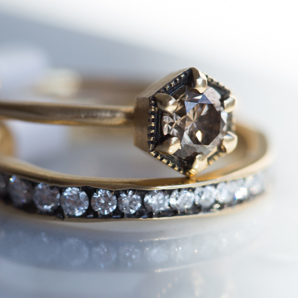 28 Delicate Engagement Rings Thatll Make You Say I Do