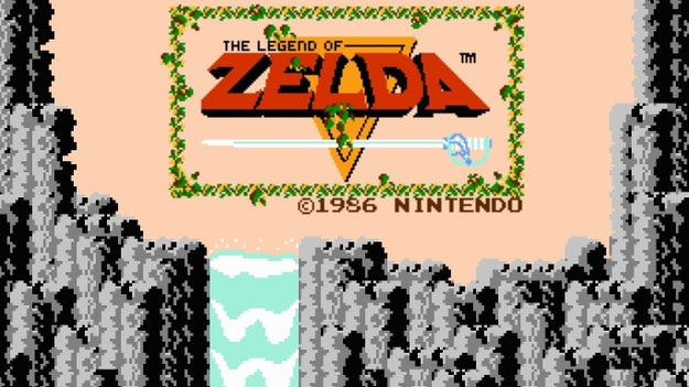 The graphics have slightly improved since the first time I played Zelda.