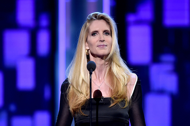 UC Berkeley Canceled Ann Coulter's Speech. She Plans To Speak Anyway