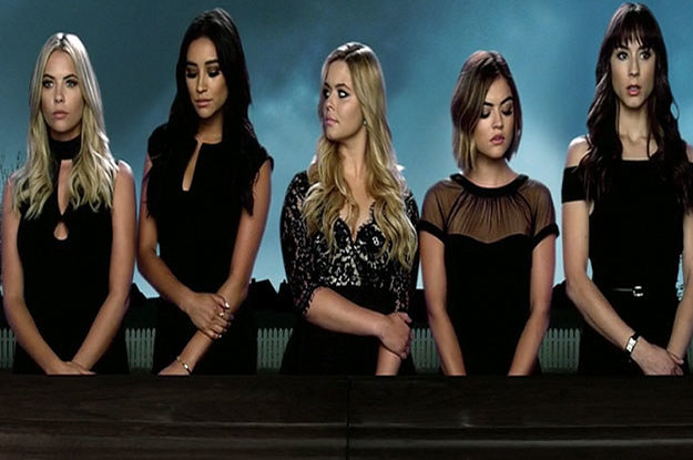 "Who Do You Think Is Uber A On ""Pretty Little Liars""?"