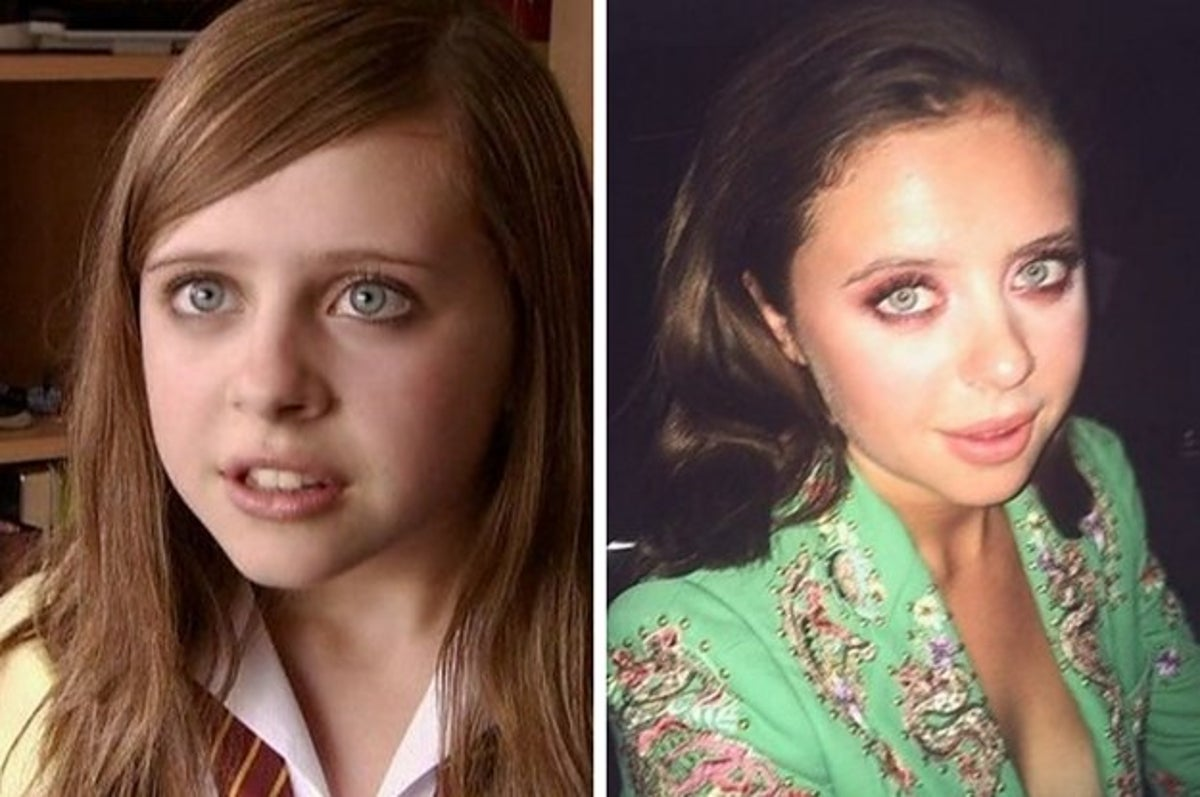 Here S What 15 Cbbc Stars From The 00s Look Like Now