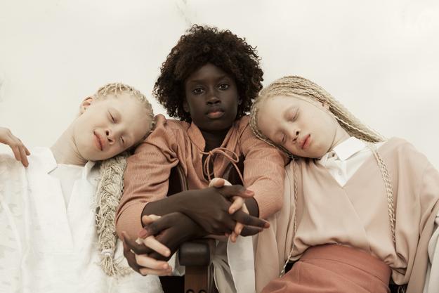 "Vinicius Terranova is a São Paulo-based artist whose work is as beautiful as it is impactful. His photo series, ""Flores Raras,"" features Lara, Mara, and Sheila, a breathtaking Brazilian sister trio."