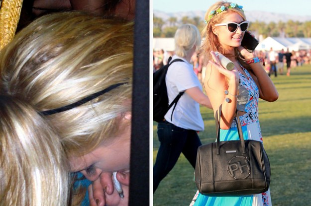 It's Time We Finally Recognize That Paris Hilton Is The *Real* Coachella Queen