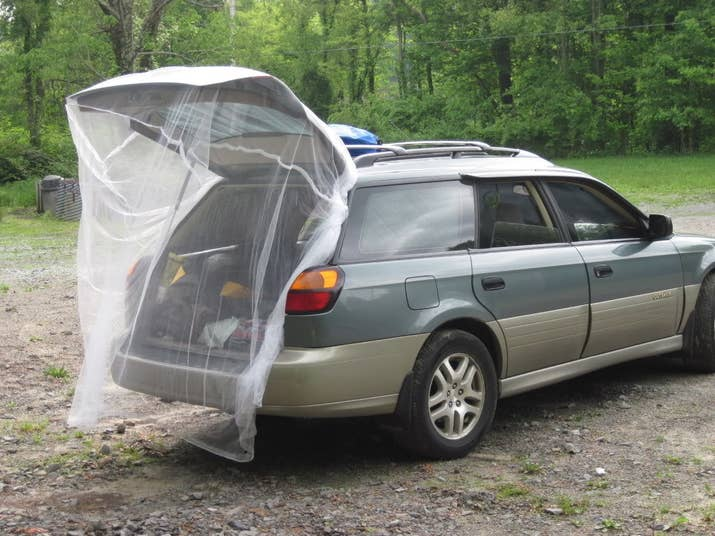 Read More About Budget Subaru Camping Here