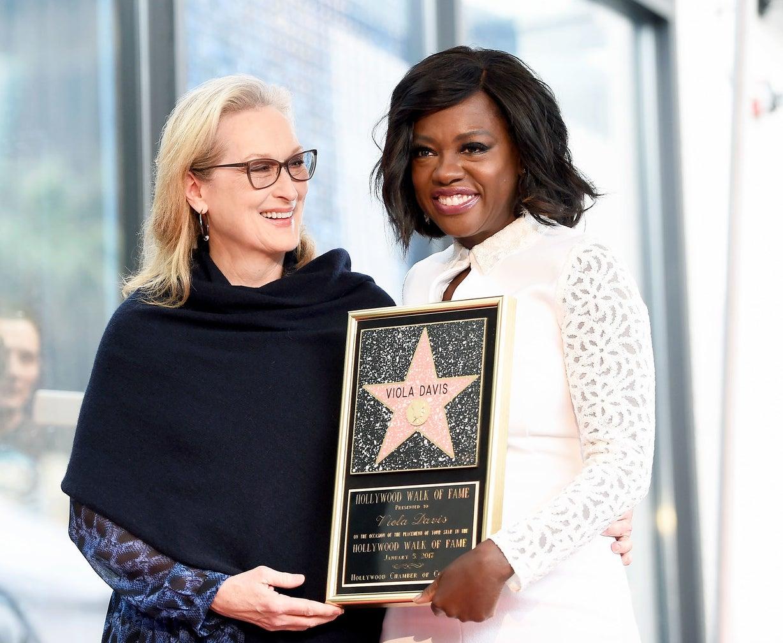 Meryl Streep on Viola Davis: