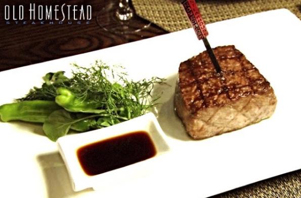 Por 350 dólares se pone más «carne en el asador» que la que implica impresionar a tu cita al pedir este extravagante entrante.