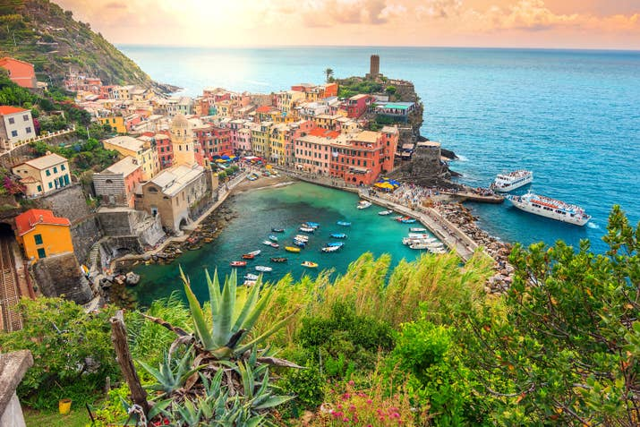 My Favorite Place In The World Is Vernazza Cinque Terra Italy There This