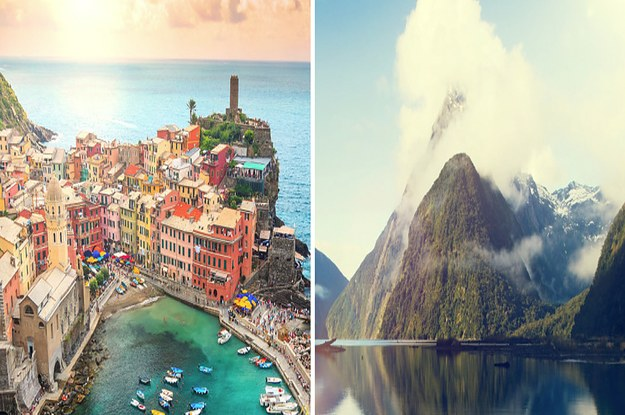 The 52 Most Beautiful Places On Earth