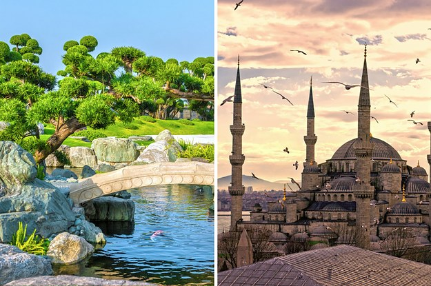 The 52 Most Beautiful Places On Earth All News Mag