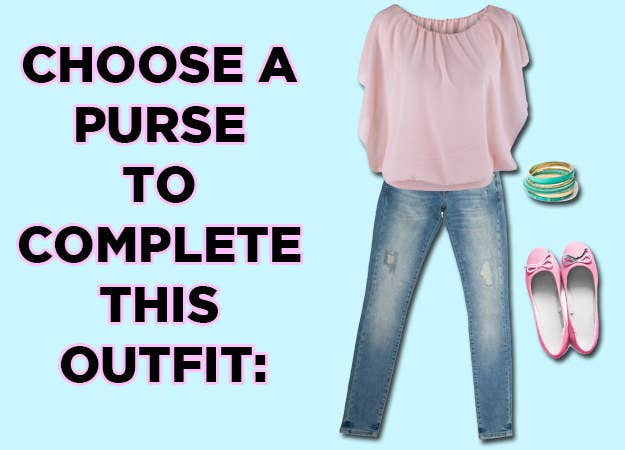 Complete These Outfits And We'll Reveal Your Mental Age And