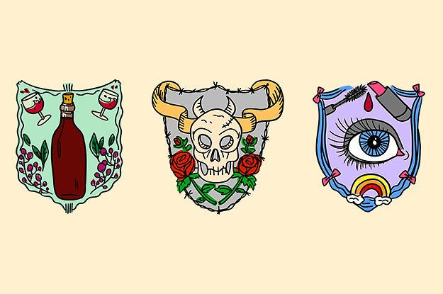 This Quiz Will Give You Your Own Personalized Crest