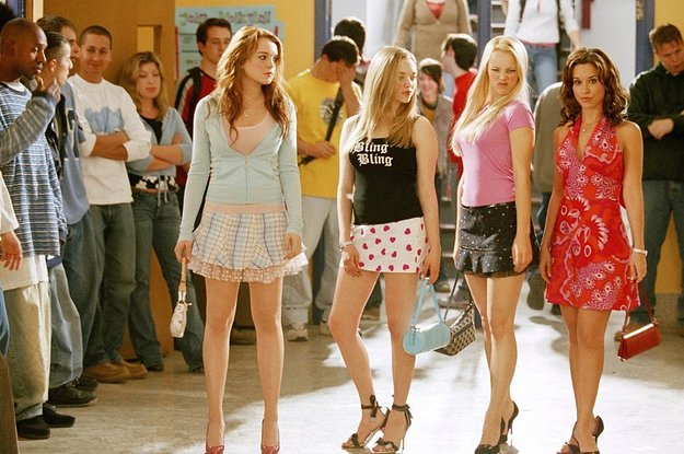 """Here Are 23 Parts Of """"Mean Girls"""" That Bother People"""