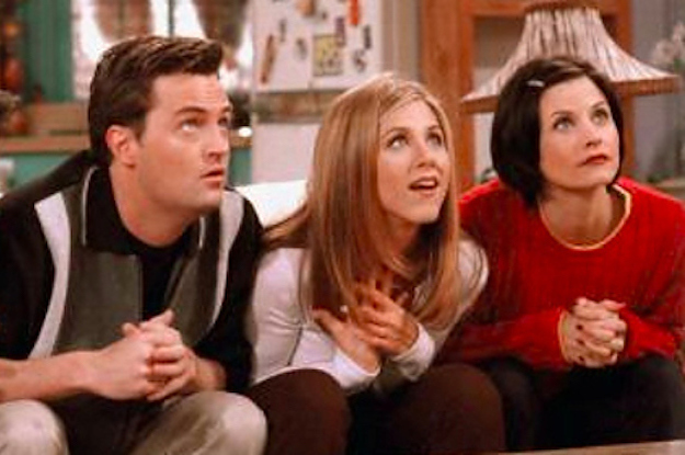 "Pick Six Pieces Of Furniture And We'll Tell You Which ""Friends"" Character You Are"